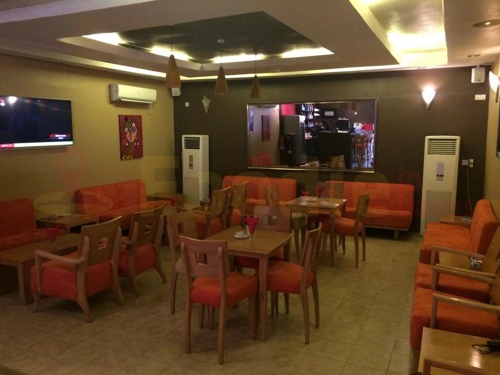 Indoor Seating Area 2