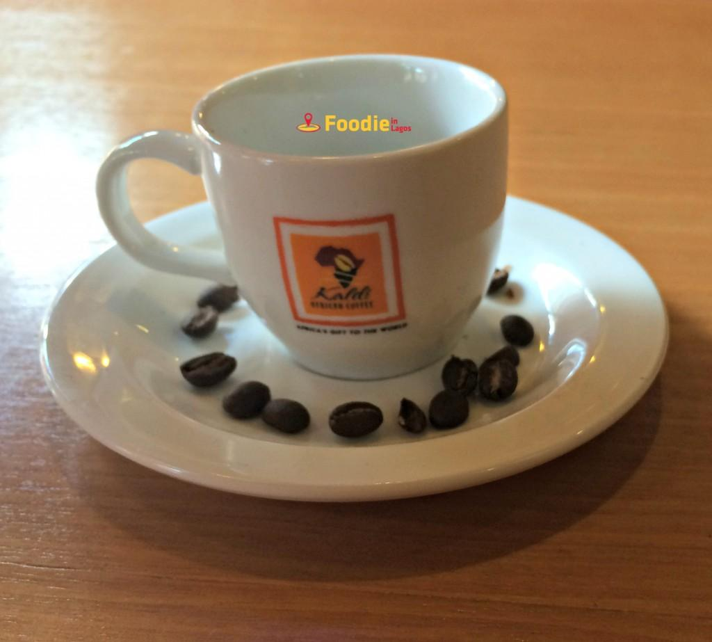 Kaldi Coffee