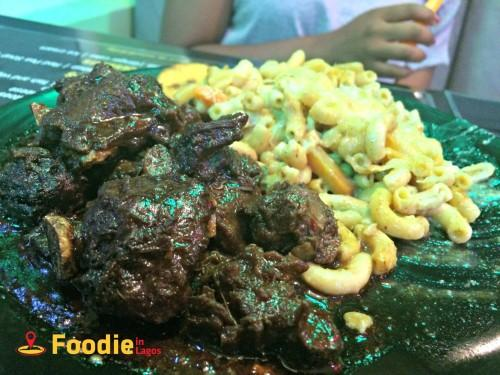 Jamaican Food in Lagos + Foodie in Lagos + Mango Room 5