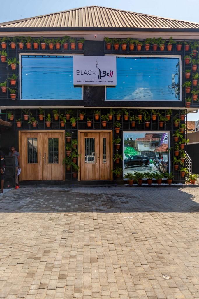 Blackbell Restaurant Lekki