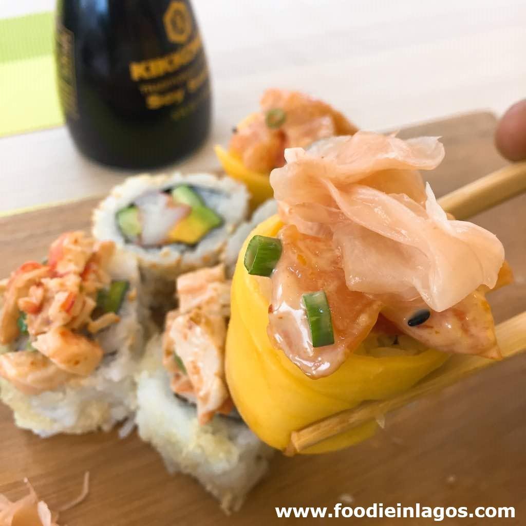 Sushiholic+Lagos+Foodie+in+Lagos+Paradise+Sushi
