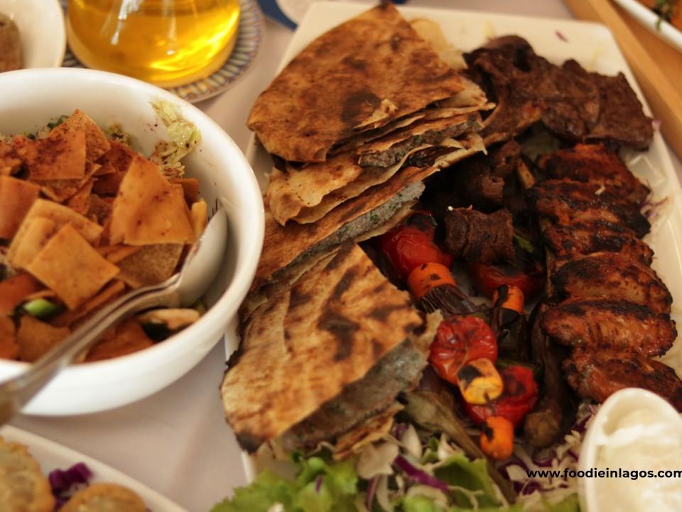 Salma's Lebanese Restaurant Lagos Victoria Island